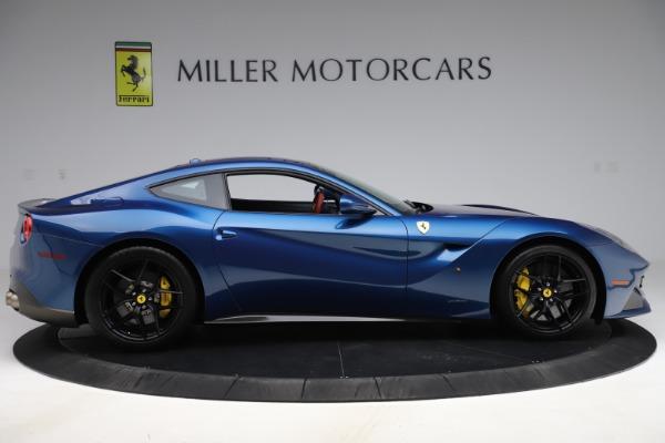 Used 2015 Ferrari F12 Berlinetta for sale Sold at Maserati of Greenwich in Greenwich CT 06830 9