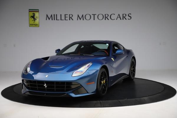 Used 2015 Ferrari F12 Berlinetta for sale Sold at Maserati of Greenwich in Greenwich CT 06830 1