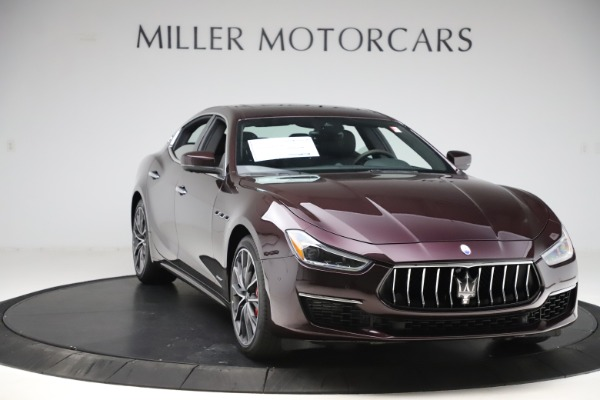 New 2020 Maserati Ghibli SQ4 GranLusso for sale $94,335 at Maserati of Greenwich in Greenwich CT 06830 11