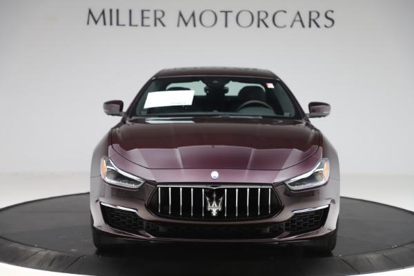 New 2020 Maserati Ghibli S Q4 GranLusso for sale $94,335 at Maserati of Greenwich in Greenwich CT 06830 12