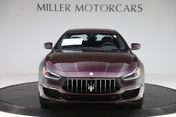 New 2020 Maserati Ghibli SQ4 GranLusso for sale $94,335 at Maserati of Greenwich in Greenwich CT 06830 12