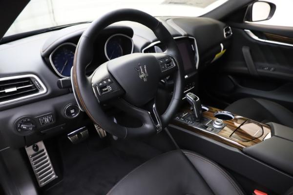 New 2020 Maserati Ghibli S Q4 GranLusso for sale $94,335 at Maserati of Greenwich in Greenwich CT 06830 13