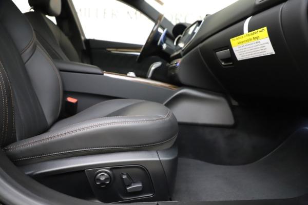 New 2020 Maserati Ghibli S Q4 GranLusso for sale $94,335 at Maserati of Greenwich in Greenwich CT 06830 23