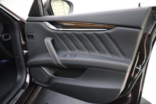 New 2020 Maserati Ghibli S Q4 GranLusso for sale $94,335 at Maserati of Greenwich in Greenwich CT 06830 25