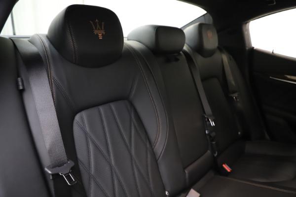 New 2020 Maserati Ghibli S Q4 GranLusso for sale $94,335 at Maserati of Greenwich in Greenwich CT 06830 26