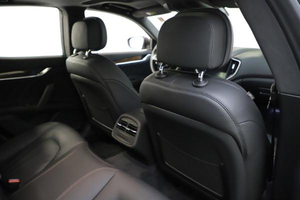 New 2020 Maserati Ghibli S Q4 GranLusso for sale $94,335 at Maserati of Greenwich in Greenwich CT 06830 28