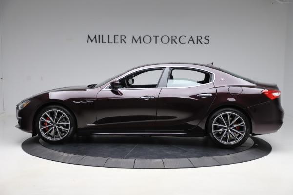 New 2020 Maserati Ghibli S Q4 GranLusso for sale $94,335 at Maserati of Greenwich in Greenwich CT 06830 3