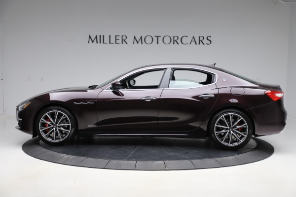 New 2020 Maserati Ghibli SQ4 GranLusso for sale $94,335 at Maserati of Greenwich in Greenwich CT 06830 3
