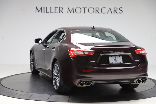 New 2020 Maserati Ghibli SQ4 GranLusso for sale $94,335 at Maserati of Greenwich in Greenwich CT 06830 5