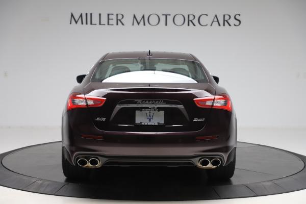 New 2020 Maserati Ghibli S Q4 GranLusso for sale $94,335 at Maserati of Greenwich in Greenwich CT 06830 6