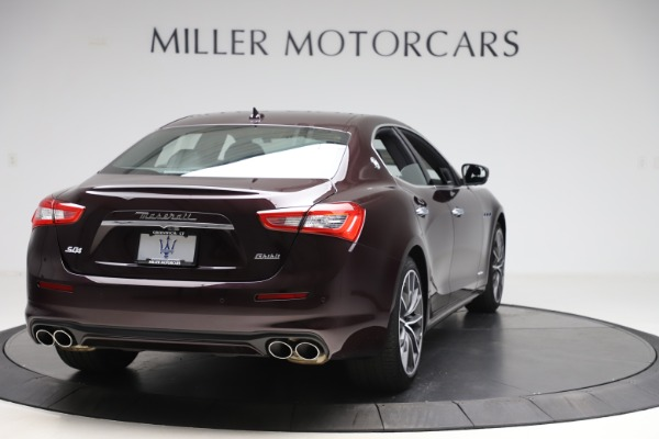 New 2020 Maserati Ghibli SQ4 GranLusso for sale $94,335 at Maserati of Greenwich in Greenwich CT 06830 7