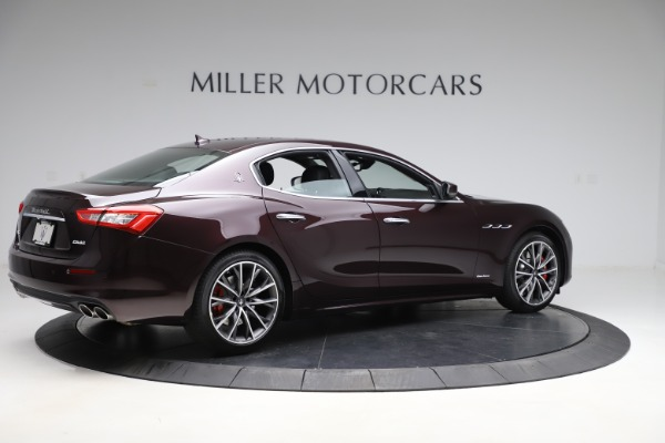 New 2020 Maserati Ghibli SQ4 GranLusso for sale $94,335 at Maserati of Greenwich in Greenwich CT 06830 8