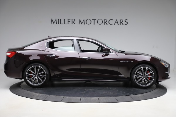 New 2020 Maserati Ghibli SQ4 GranLusso for sale $94,335 at Maserati of Greenwich in Greenwich CT 06830 9