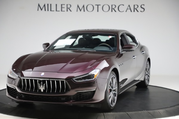 New 2020 Maserati Ghibli S Q4 GranLusso for sale $94,335 at Maserati of Greenwich in Greenwich CT 06830 1