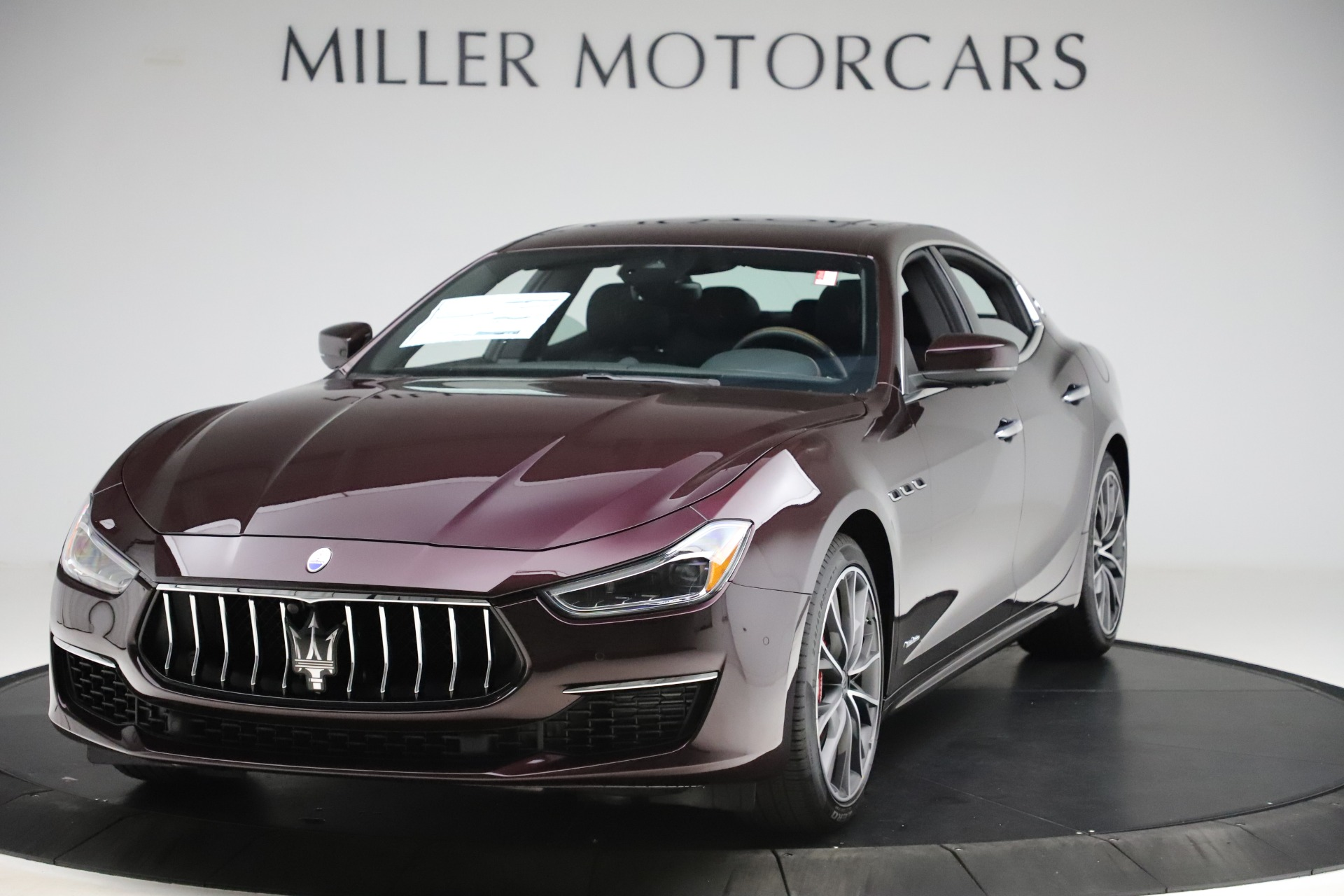 New 2020 Maserati Ghibli SQ4 GranLusso for sale $94,335 at Maserati of Greenwich in Greenwich CT 06830 1