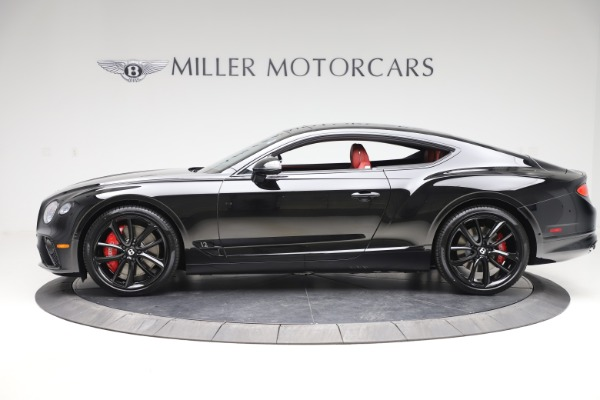 New 2020 Bentley Continental GT W12 for sale $277,935 at Maserati of Greenwich in Greenwich CT 06830 3