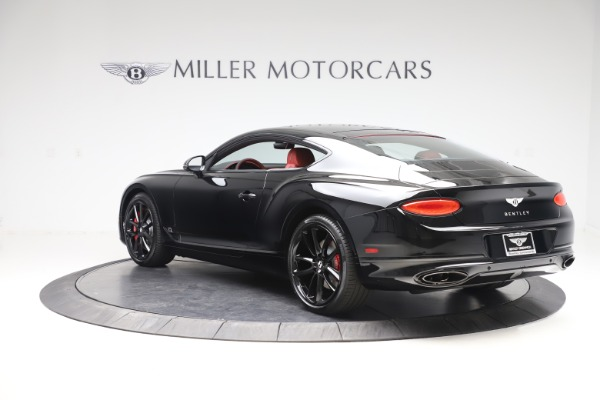 New 2020 Bentley Continental GT W12 for sale $277,935 at Maserati of Greenwich in Greenwich CT 06830 5