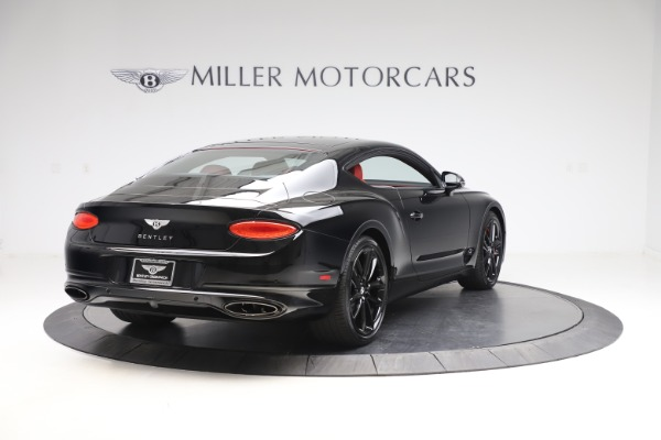 New 2020 Bentley Continental GT W12 for sale $277,935 at Maserati of Greenwich in Greenwich CT 06830 7