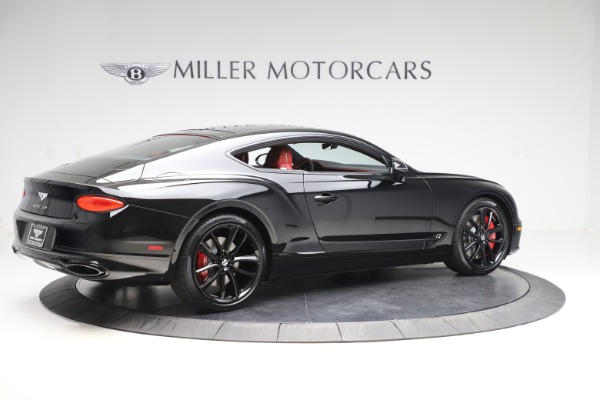 New 2020 Bentley Continental GT W12 for sale $277,935 at Maserati of Greenwich in Greenwich CT 06830 8