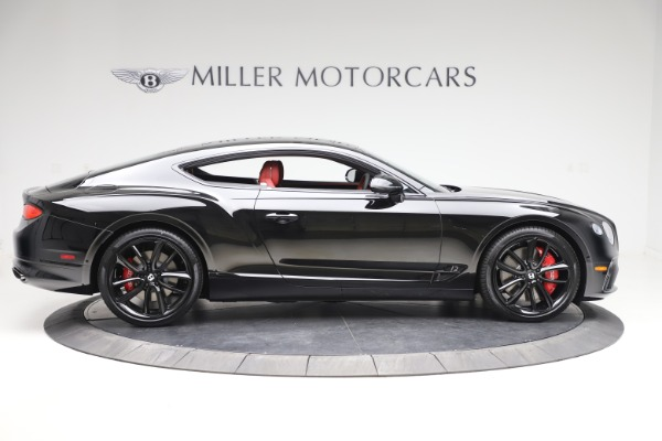 New 2020 Bentley Continental GT W12 for sale $277,935 at Maserati of Greenwich in Greenwich CT 06830 9