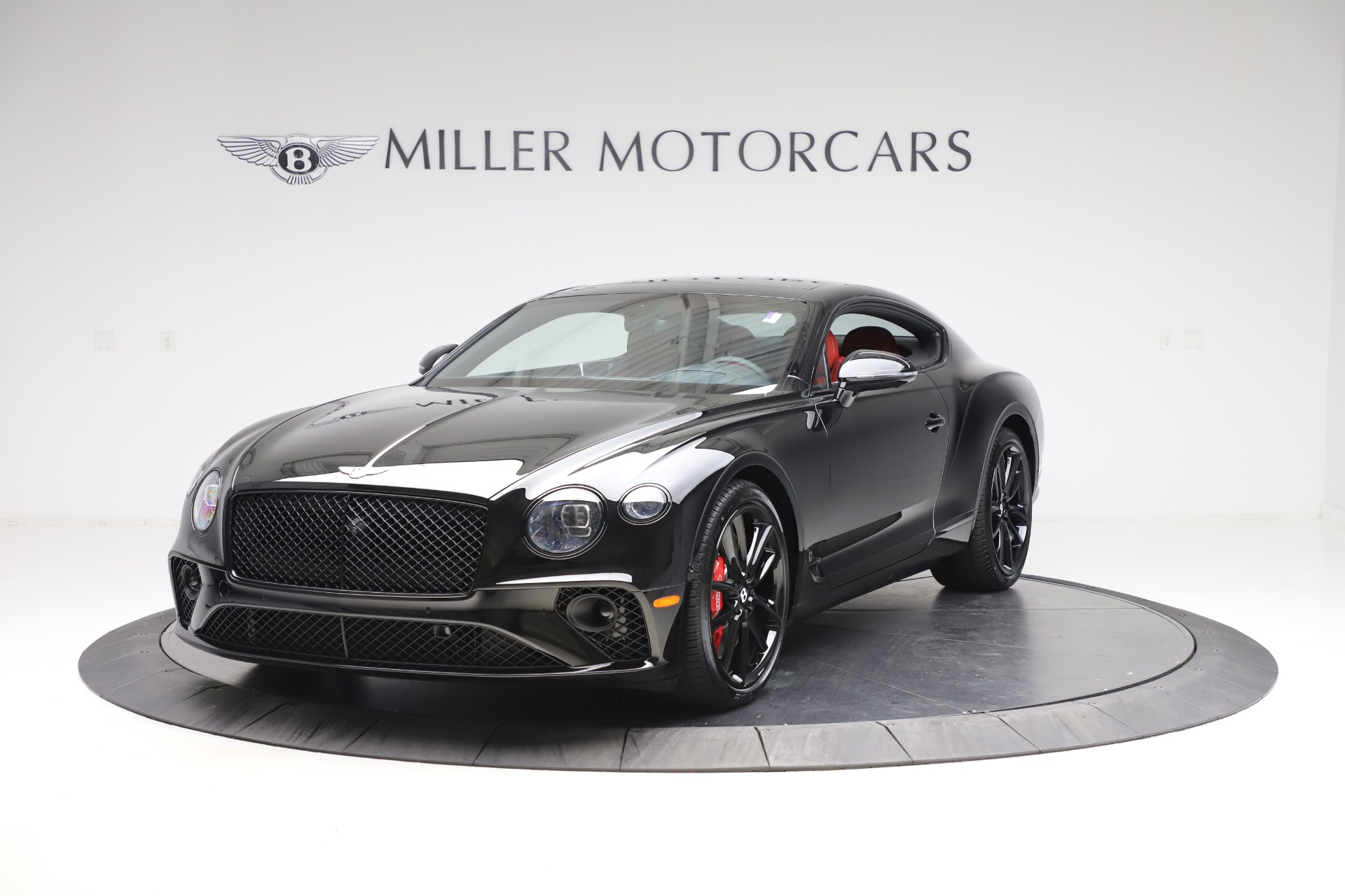 New 2020 Bentley Continental GT W12 for sale $277,935 at Maserati of Greenwich in Greenwich CT 06830 1