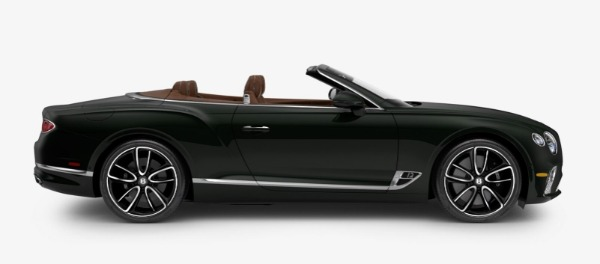 New 2020 Bentley Continental GTC W12 for sale Call for price at Maserati of Greenwich in Greenwich CT 06830 2