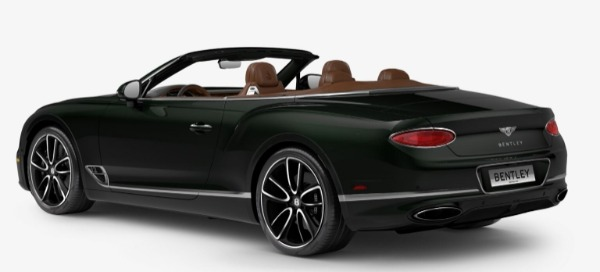 New 2020 Bentley Continental GTC W12 for sale Call for price at Maserati of Greenwich in Greenwich CT 06830 3
