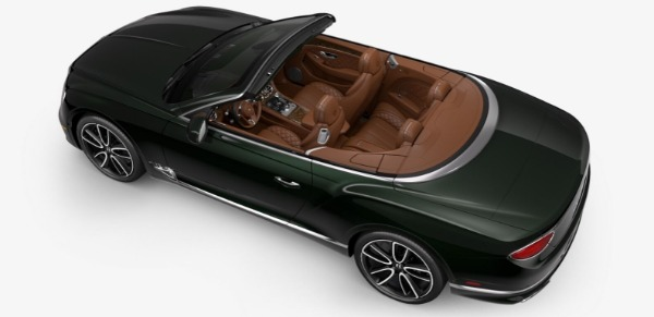 New 2020 Bentley Continental GTC W12 for sale Call for price at Maserati of Greenwich in Greenwich CT 06830 4