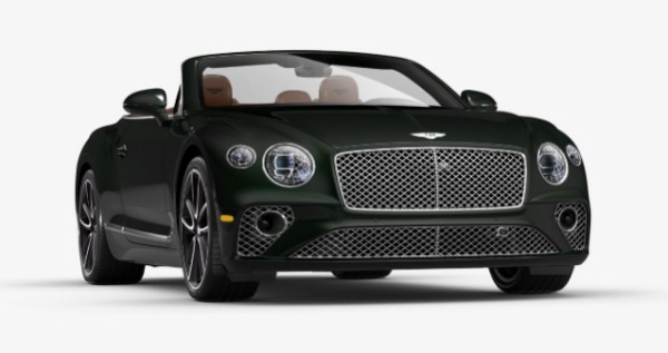 New 2020 Bentley Continental GTC W12 for sale Call for price at Maserati of Greenwich in Greenwich CT 06830 5