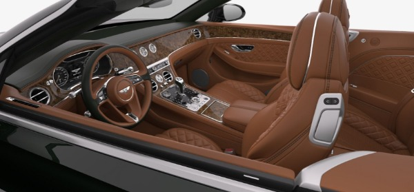 New 2020 Bentley Continental GTC W12 for sale Call for price at Maserati of Greenwich in Greenwich CT 06830 7