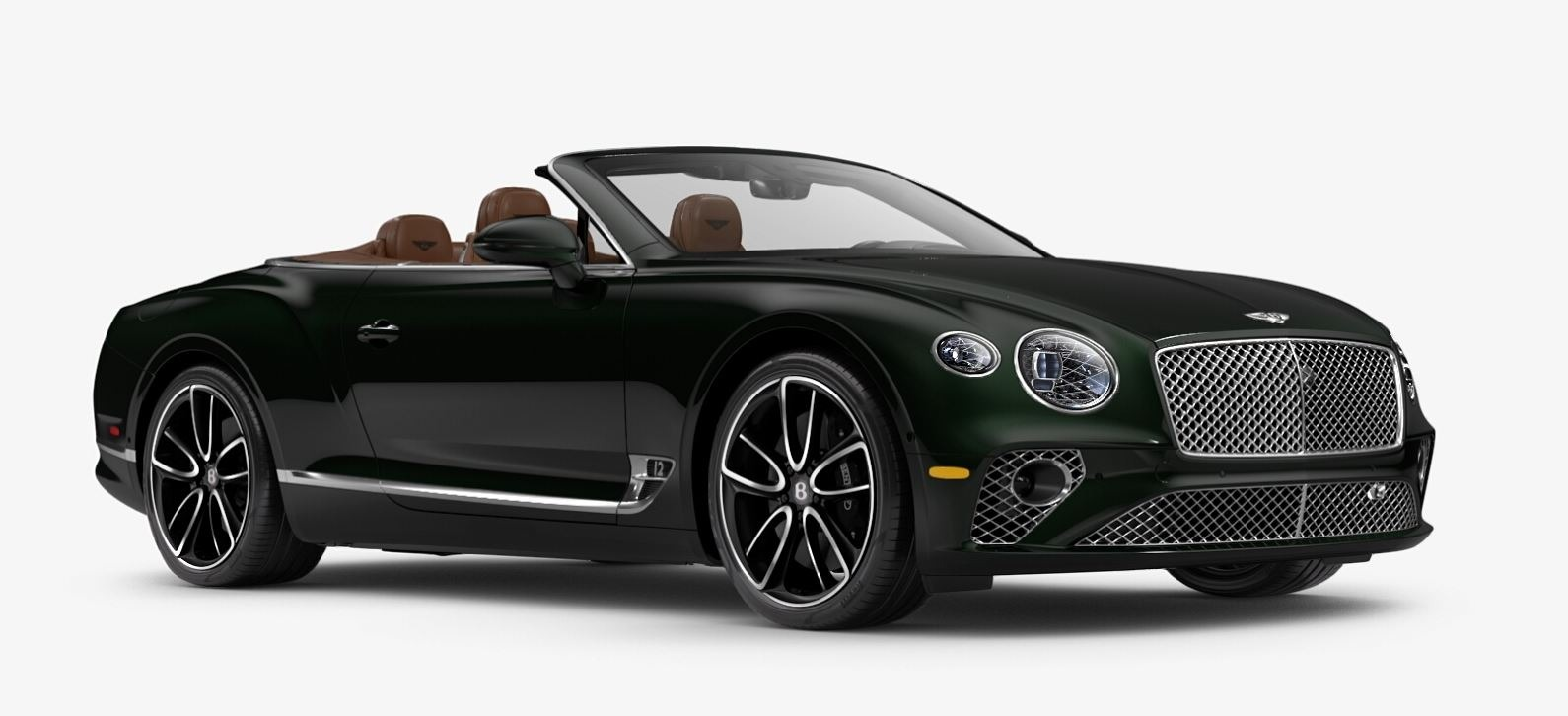 New 2020 Bentley Continental GTC W12 for sale Call for price at Maserati of Greenwich in Greenwich CT 06830 1