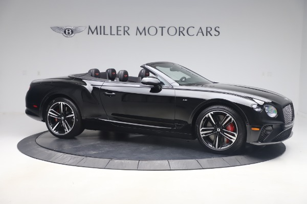 New 2020 Bentley Continental GTC V8 for sale $275,045 at Maserati of Greenwich in Greenwich CT 06830 10