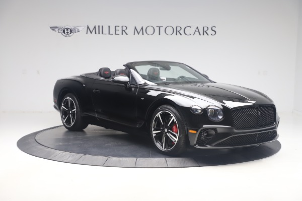 New 2020 Bentley Continental GT Convertible V8 for sale $275,045 at Maserati of Greenwich in Greenwich CT 06830 11