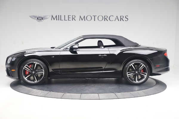 New 2020 Bentley Continental GTC V8 for sale $275,045 at Maserati of Greenwich in Greenwich CT 06830 13