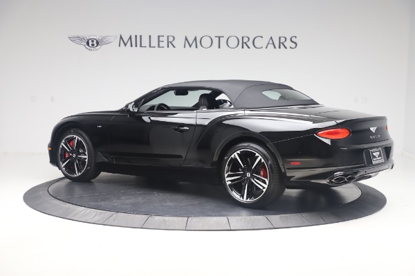 New 2020 Bentley Continental GT Convertible V8 for sale $275,045 at Maserati of Greenwich in Greenwich CT 06830 14