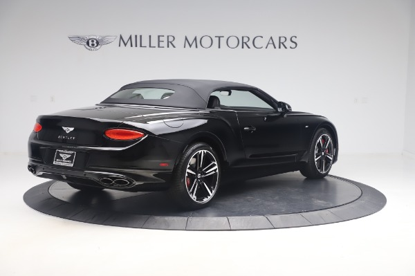 New 2020 Bentley Continental GTC V8 for sale $275,045 at Maserati of Greenwich in Greenwich CT 06830 15