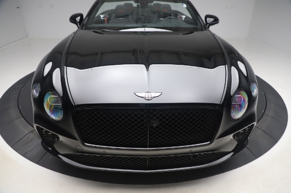 New 2020 Bentley Continental GTC V8 for sale $275,045 at Maserati of Greenwich in Greenwich CT 06830 18