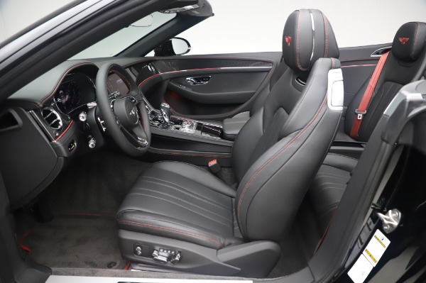 New 2020 Bentley Continental GTC V8 for sale $275,045 at Maserati of Greenwich in Greenwich CT 06830 24