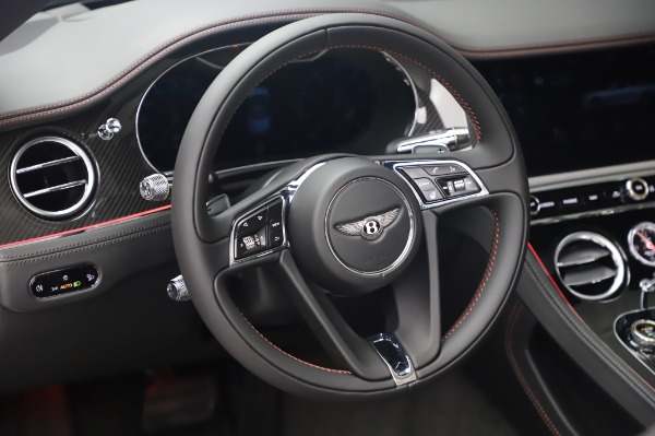 New 2020 Bentley Continental GTC V8 for sale $275,045 at Maserati of Greenwich in Greenwich CT 06830 27
