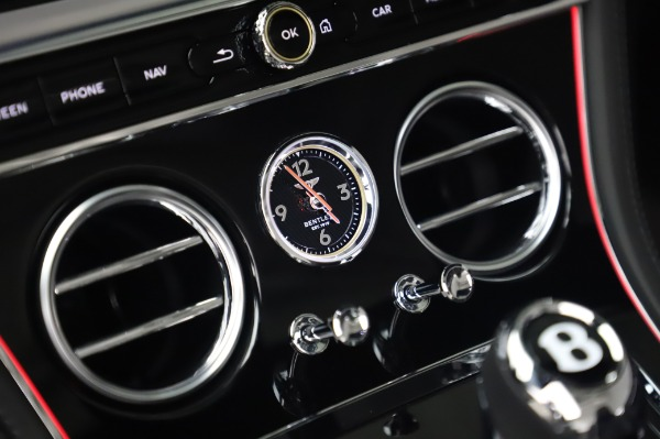 New 2020 Bentley Continental GTC V8 for sale $275,045 at Maserati of Greenwich in Greenwich CT 06830 28