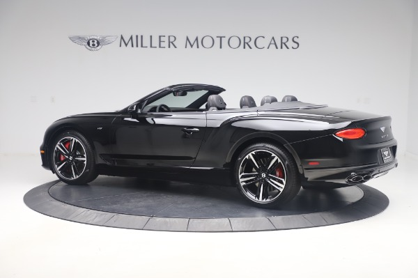 New 2020 Bentley Continental GTC V8 for sale $275,045 at Maserati of Greenwich in Greenwich CT 06830 4