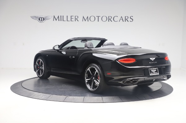 New 2020 Bentley Continental GT Convertible V8 for sale $275,045 at Maserati of Greenwich in Greenwich CT 06830 5