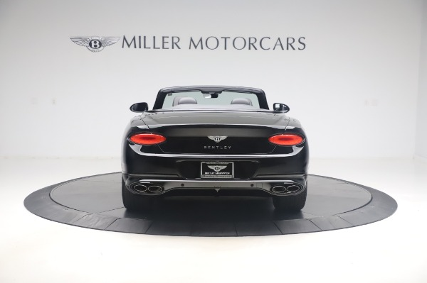 New 2020 Bentley Continental GTC V8 for sale $275,045 at Maserati of Greenwich in Greenwich CT 06830 6