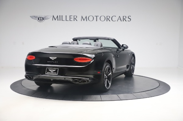 New 2020 Bentley Continental GT Convertible V8 for sale $275,045 at Maserati of Greenwich in Greenwich CT 06830 7