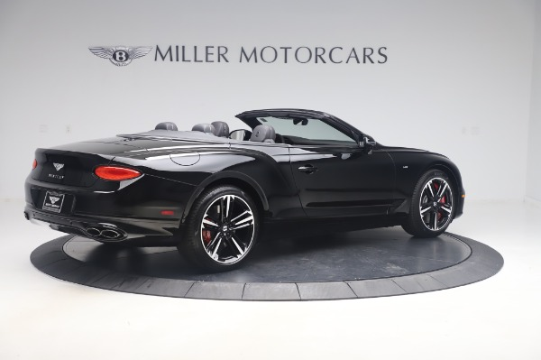 New 2020 Bentley Continental GT Convertible V8 for sale $275,045 at Maserati of Greenwich in Greenwich CT 06830 8