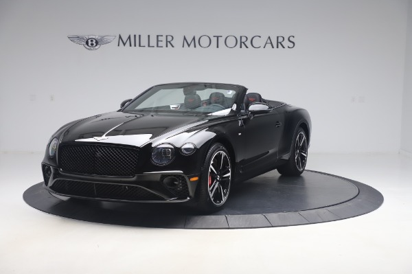 New 2020 Bentley Continental GT Convertible V8 for sale $275,045 at Maserati of Greenwich in Greenwich CT 06830 1