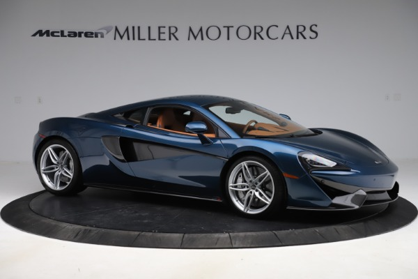 Used 2017 McLaren 570S for sale $154,900 at Maserati of Greenwich in Greenwich CT 06830 10