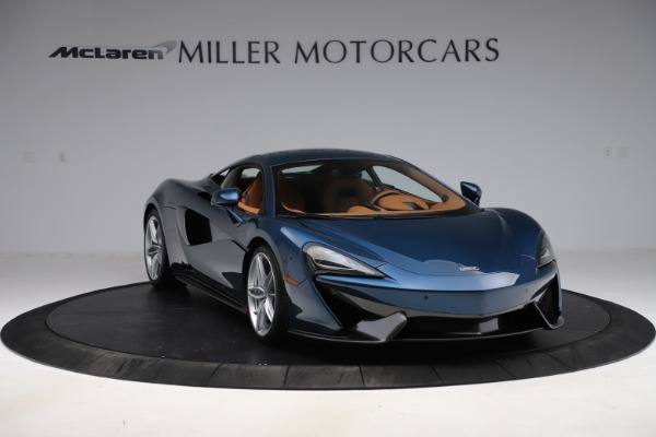 Used 2017 McLaren 570S for sale $154,900 at Maserati of Greenwich in Greenwich CT 06830 11