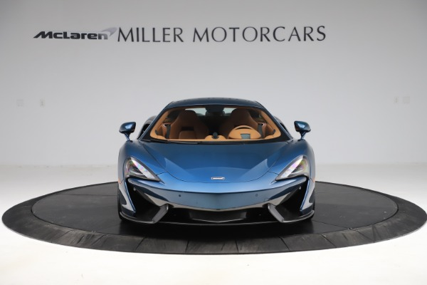 Used 2017 McLaren 570S for sale $149,900 at Maserati of Greenwich in Greenwich CT 06830 12
