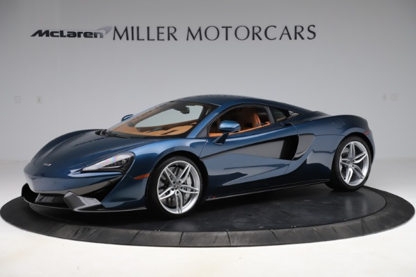 Used 2017 McLaren 570S for sale $154,900 at Maserati of Greenwich in Greenwich CT 06830 2